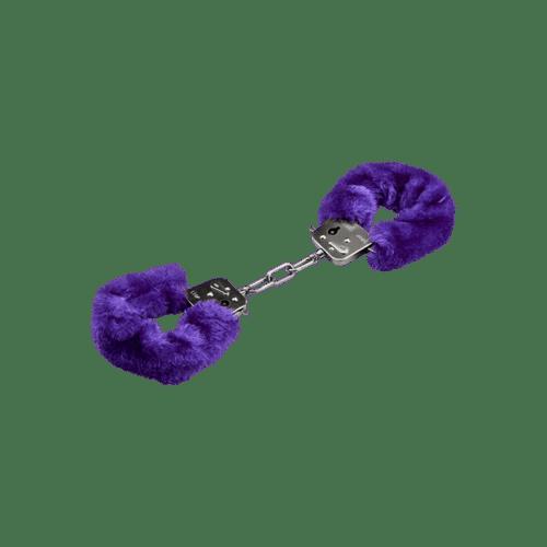 Rimba Plüsch-Handschellen