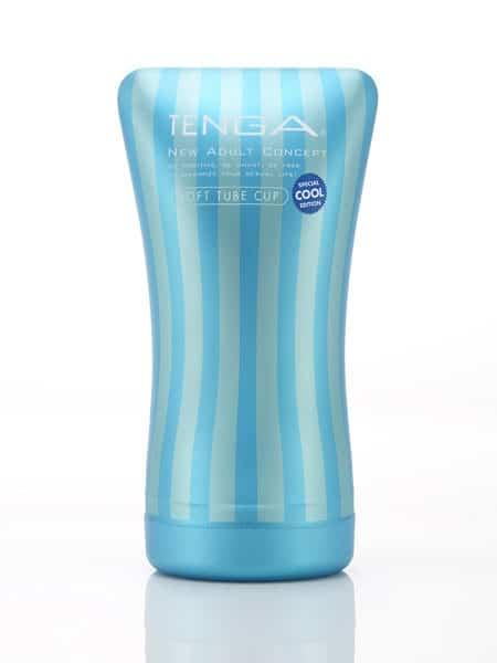 Tenga Cool Edition Soft Tube Cup: Masturbator
