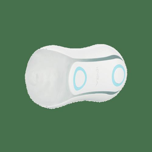 Tenga 'Flip Orb - Blue Rush', 18 cm